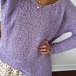 ARITZIA / TALULA knitted sweater top